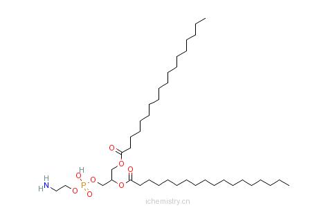 乙醇胺的分子结构