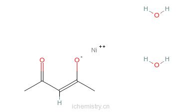 cas:14363-16-7|乙酰丙酮镍二水合物_爱化学