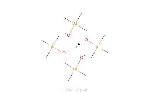 硅分子结构图