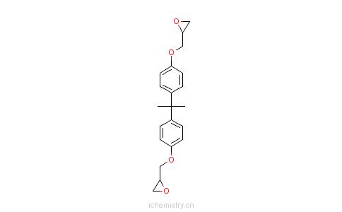 1-亚苯基甲醛)]双环氧乙烷的分子结构
