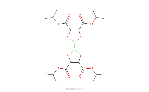 硼酸酯的分子结构