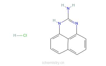 苯盐酸盐的分子结构