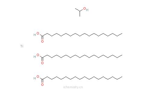硫酸钛 分子结构图