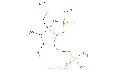 果糖环式结构图片