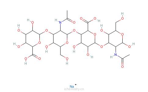 透明质酸的分子结构