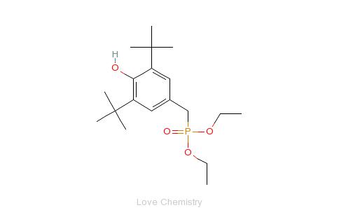 抗氧剂1222的分子结构